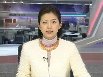 大きめネックレスの石井希和